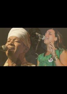 """""""موال"""" - حفل غنائي لنغم صالح و الشيخ زين"""