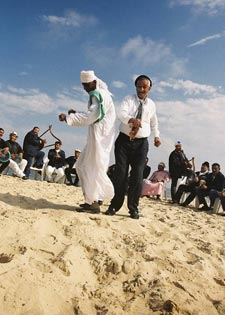 """الطنبورة البورسعيدية في مهرجان """"ونس"""""""