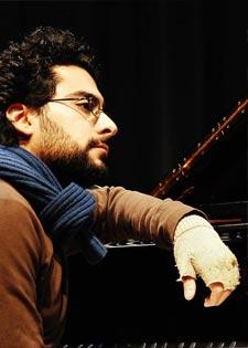 طارق يمني - بيانو الجاز في مركز الجزويت