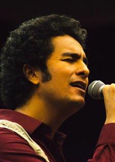 محمد محسن في الاحتفال باليوم العالمي للسلام