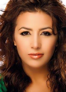جنات في ختام مهرجان الإسكندرية الدولي للأغنية