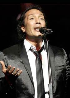 علي الحجار في مهرجان الموسيقى العربية الثالث و العشرين