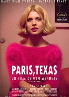 باريس، تكساس - بانوراما الفيلم الأوروبي في زاوية