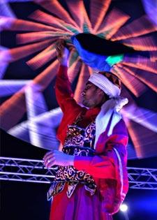 المولوية المصرية في المهرجان الصيفي بدار الأوبرا
