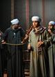 فرقة مزامير النيل في قاعة الضمة