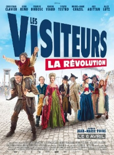 Les Visiteurs 3: La Révolution (The Visitors: Bastille Day)