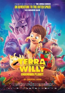 Terra Willy: Unknown Planet