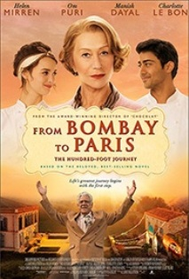 From Bombay To Paris (The Hundred-Foot Journey)