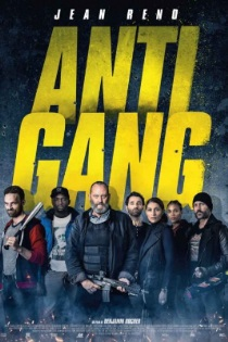 The Sweeney: Paris (Antigang)