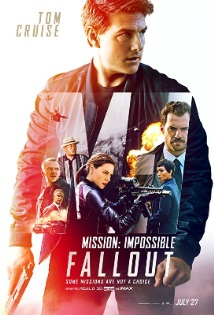 Mission: Impossible - Fallout (رجال)