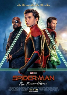 Spider-Man: Far From Home(Family)