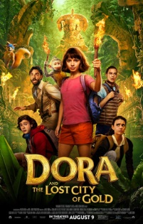Dora and the Lost City of Gold (عائلة)