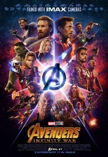 Avengers: Infinity War (رجال)