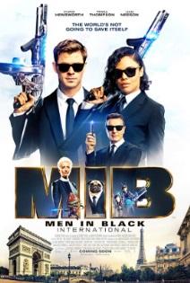 Men in Black: International (عائلة)