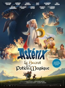 Asterix: The Secret of the Magic Potion (Family)