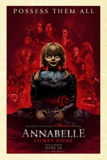 Annabelle Comes Home (رجال)
