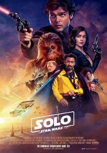 Solo: A Star Wars Story (رجال)