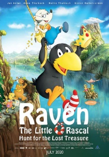 Raven the Little Rascal:Hunt for the Lost Treasure