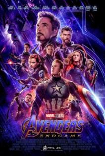 Avengers: Endgame (رجال)