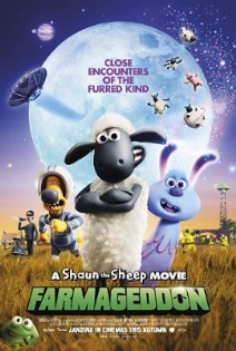 Shaun The Sheep Movie:Farmageddon