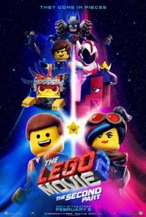 The Lego Movie 2: The Second Part (عائلة)